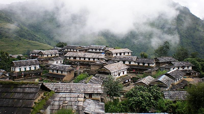 Lwang Village Home Stay in Nepal