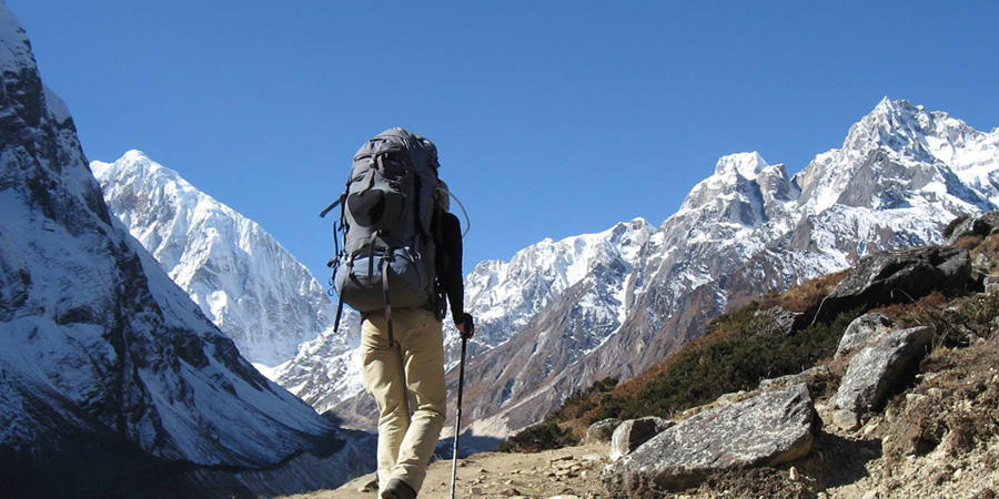 Trekking in Tsum Valley